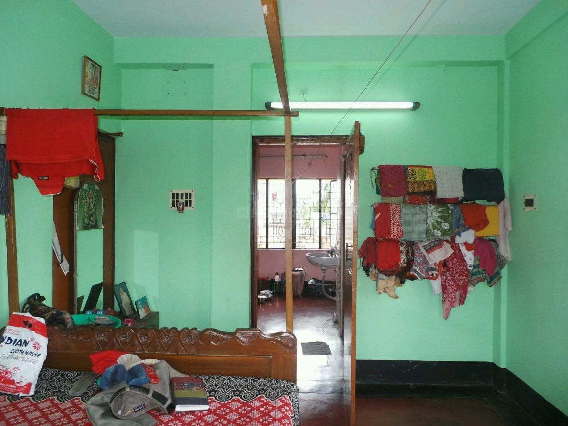 Bedroom One Image of 530 Sq.ft 1 RK Apartment for buy in Paschim Putiary for 3200000