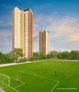 Gallery Cover Image of 721 Sq.ft 1 BHK Apartment for buy in Lodha Upper Thane, Bhiwandi for 5500000