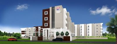 Gallery Cover Image of 644 Sq.ft 1 BHK Apartment for buy in DSMAX STARRY, Electronic City for 2318400