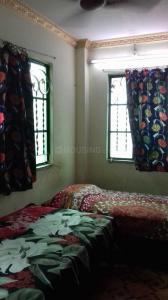 राजरहाट में आशीर्वाद पीजी में बेडरूम की तस्वीर
