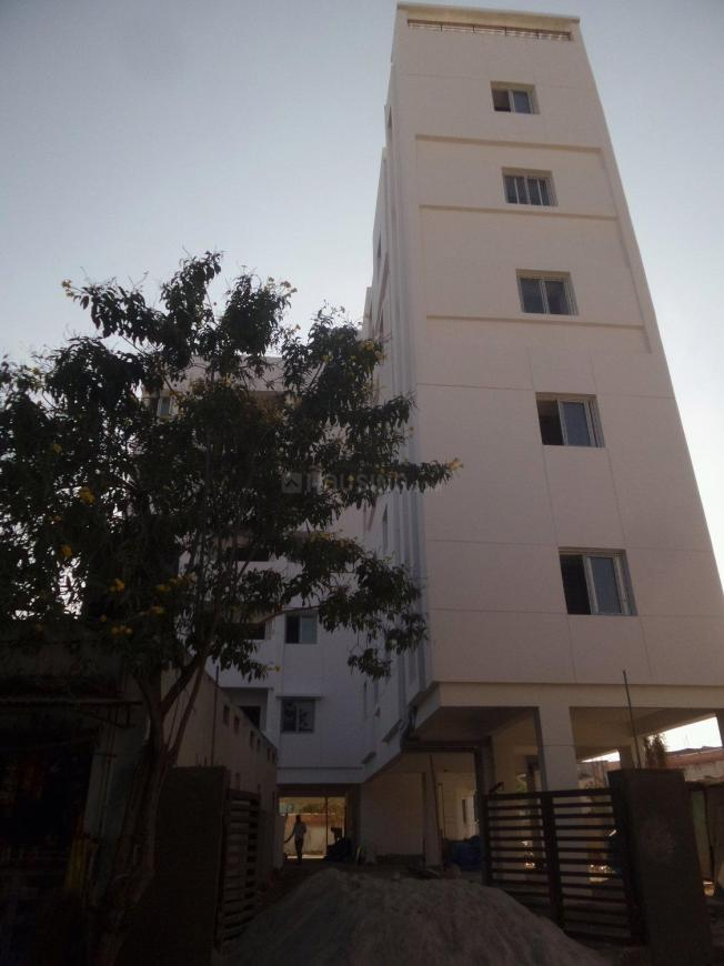 Building Image of 1450 Sq.ft 3 BHK Apartment for buy in Mansoorabad for 5600000