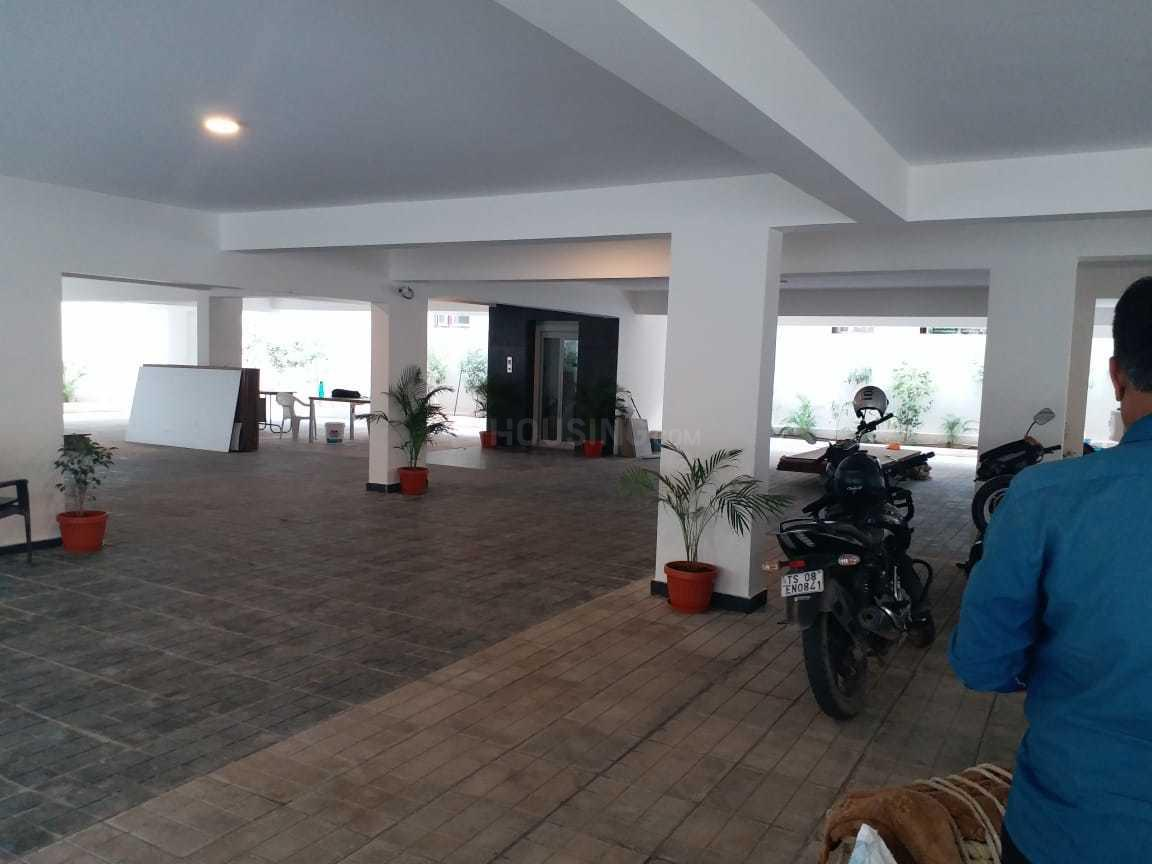 Parking Area Image of 1760 Sq.ft 3 BHK Apartment for buy in Banjara Hills for 11500000