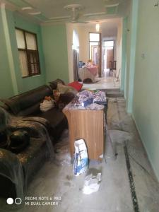 Gallery Cover Image of 1350 Sq.ft 3 BHK Independent Floor for rent in Sant Nagar for 30000