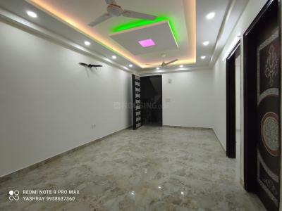 Gallery Cover Image of 1300 Sq.ft 3 BHK Independent Floor for buy in Said-Ul-Ajaib for 6700000