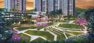 Gallery Cover Image of 1100 Sq.ft 2 BHK Apartment for buy in The Highlands Godrej City Panvel, Panvel for 7700000