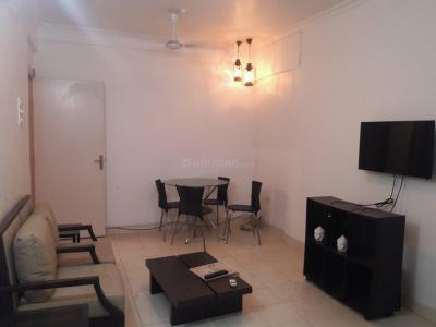 Gallery Cover Image of 650 Sq.ft 1 BHK Apartment for rent in Bandra West for 75000