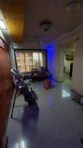 Gallery Cover Image of 650 Sq.ft 1 BHK Independent Floor for rent in Dombivli West for 11999