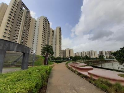 Gallery Cover Image of 551 Sq.ft 1 BHK Apartment for rent in Palava Phase 1 Nilje Gaon for 9000