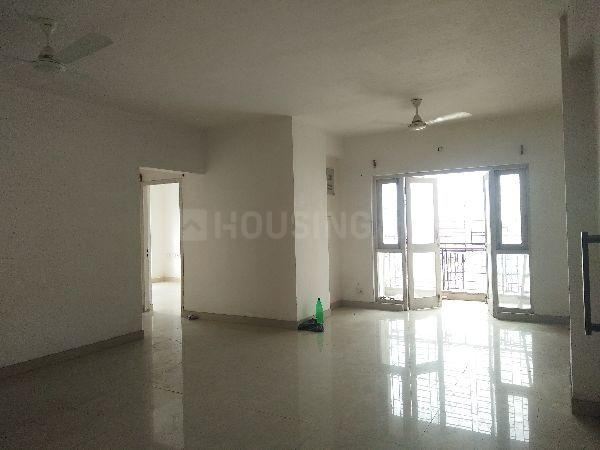 Living Room Image of 1500 Sq.ft 3 BHK Apartment for rent in Space Club Town Greens, Belghoria for 18000