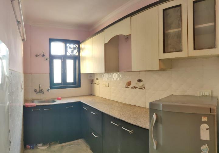 Kitchen Image of Aakash PG in Govindpuri