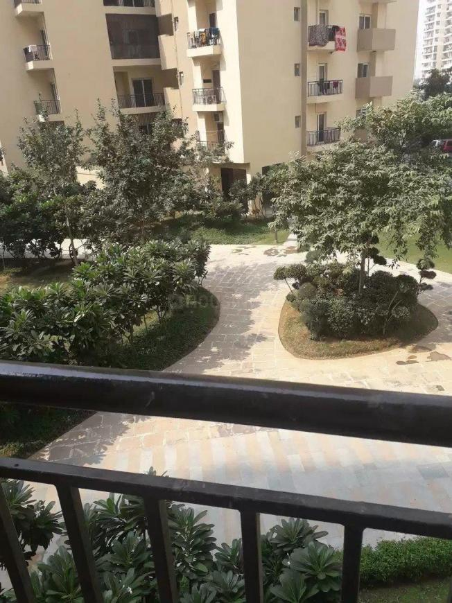 Living Room One Image of 1045 Sq.ft 2 BHK Apartment for rent in Sector 137 for 13500