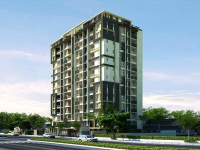 Gallery Cover Image of 1166 Sq.ft 2 BHK Apartment for buy in Narayan Vihar for 3649000
