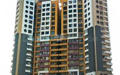 Gallery Cover Image of 1050 Sq.ft 2 BHK Apartment for rent in Group Rushi Heights, Malad East for 40000