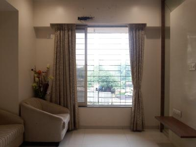 Gallery Cover Image of 520 Sq.ft 1 BHK Apartment for rent in Hiranandani Estate for 15000