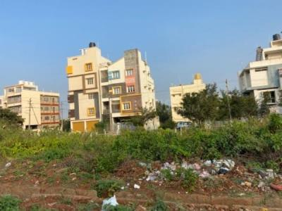 1200 Sq.ft Residential Plot for Sale in Annapurneshwari Nagar, Bangalore