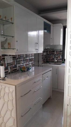 Kitchen Image of 1500 Sq.ft 3 BHK Apartment for rent in Bandra West for 200000