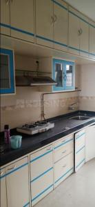Gallery Cover Image of 1105 Sq.ft 2 BHK Apartment for rent in Seawoods for 45000