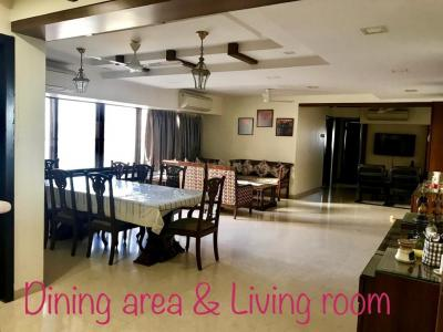Gallery Cover Image of 1800 Sq.ft 3 BHK Apartment for rent in Chembur for 65000