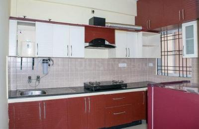Kitchen Image of Pavani Parkwest A303 in Whitefield