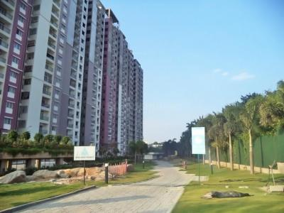 Gallery Cover Image of 1000 Sq.ft 2 BHK Apartment for rent in Prajay Megapolis, Kukatpally for 17000