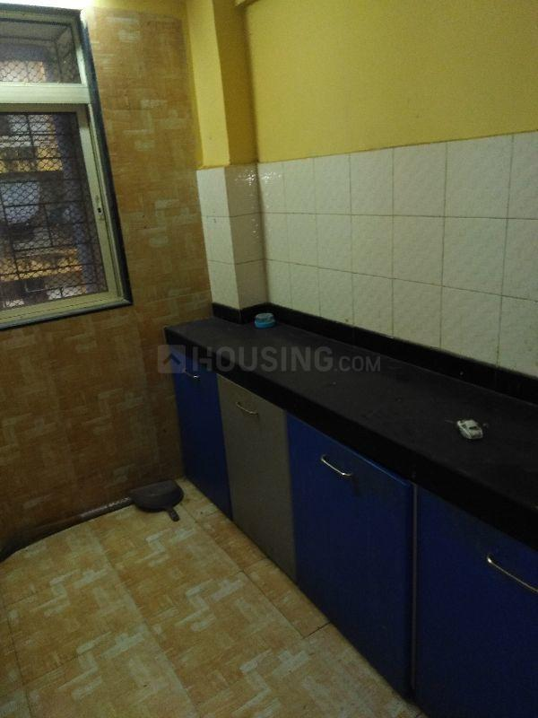 Kitchen Image of 900 Sq.ft 2 BHK Apartment for rent in Vasai West for 12000