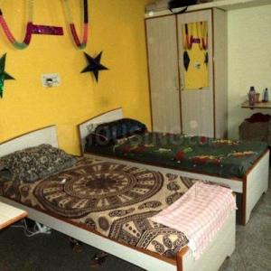 Bedroom Image of Rishab PG in HBR Layout
