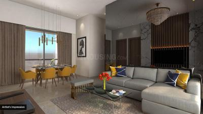 Gallery Cover Image of 820 Sq.ft 2 BHK Apartment for buy in Worli for 27500000