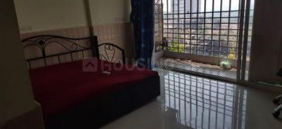 Gallery Cover Image of 545 Sq.ft 1 BHK Apartment for rent in Royal Palms Garden View, Goregaon East for 19000