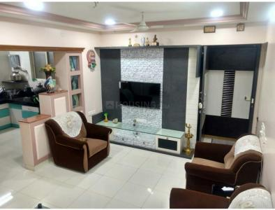 Gallery Cover Image of 1800 Sq.ft 3 BHK Apartment for rent in Chinchwad for 34500