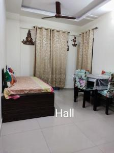 Gallery Cover Image of 650 Sq.ft 1 BHK Apartment for rent in Karanjade for 7000
