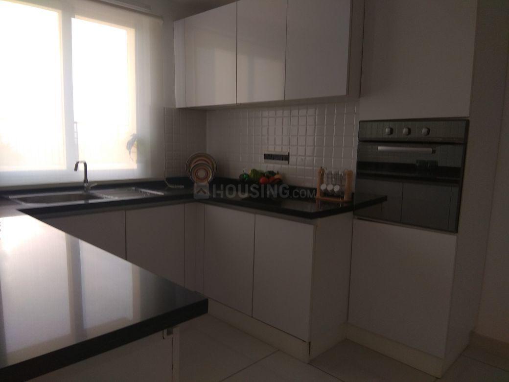 Kitchen Image of 1448 Sq.ft 3 BHK Apartment for buy in Varadharajapuram for 5212800