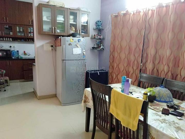 Dining Area Image of 1180 Sq.ft 2 BHK Apartment for buy in Thanisandra for 6400000