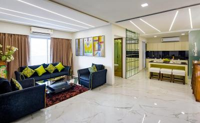 Gallery Cover Image of 949 Sq.ft 3 BHK Apartment for buy in Ruparel Orion, Chembur for 27000000