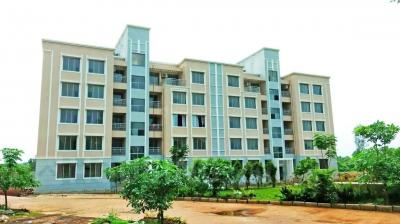 Gallery Cover Image of 1105 Sq.ft 3 BHK Apartment for buy in Mohili T. Waredi for 4500000