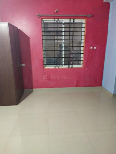 Bedroom Image of 650 Sq.ft 1 RK Independent House for rent in DLF Westend Heights, Akshayanagar for 7000