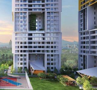 Gallery Cover Image of 1180 Sq.ft 2 BHK Apartment for buy in Rohinjan for 9500000