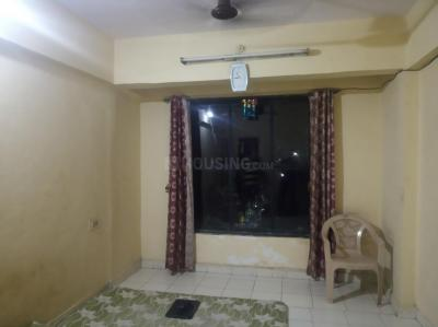 Gallery Cover Image of 550 Sq.ft 1 BHK Apartment for rent in Ghansoli for 17000