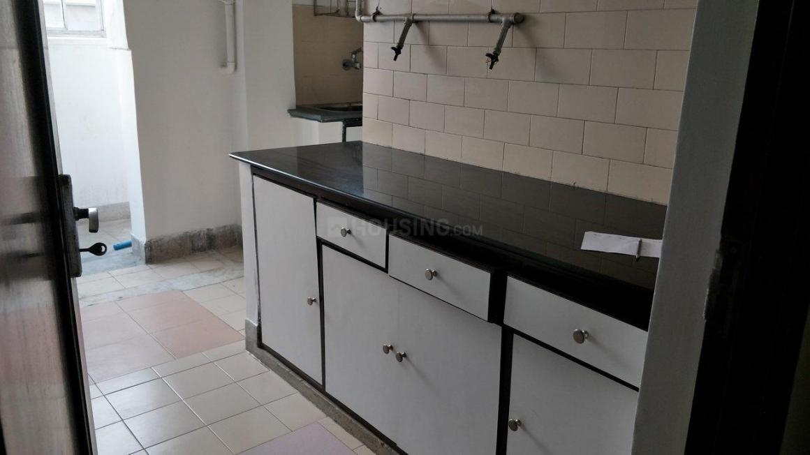Kitchen Image of 1450 Sq.ft 2 BHK Apartment for rent in Ballygunge for 45000