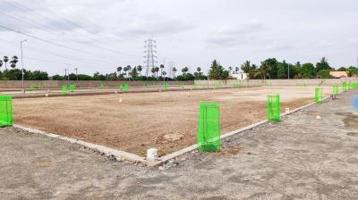 Gallery Cover Image of  Sq.ft Residential Plot for buy in Pattabiram for 1040000