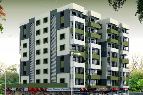 Building Image of 1650 Sq.ft 3 BHK Apartment for buy in Empress City for 6500000