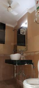 Bathroom Image of PG 6137943 Manglapuri in Palam