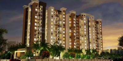 Gallery Cover Image of 890 Sq.ft 1 BHK Apartment for buy in Sara Metroville, Punawale for 5100000
