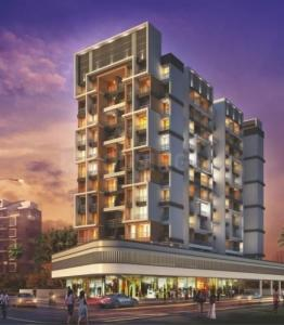 Gallery Cover Image of 970 Sq.ft 2 BHK Apartment for buy in Karanjade for 5626000