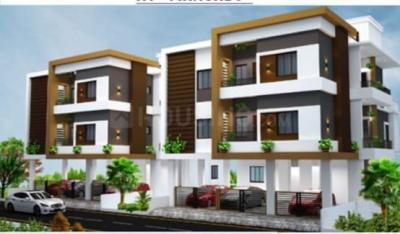 Gallery Cover Image of 621 Sq.ft 1 BHK Apartment for buy in Kattupakkam for 2359800