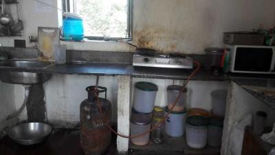 Kitchen Image of New Building For Boys PG In Sushant Lok Phase 1 in Sushant Lok I