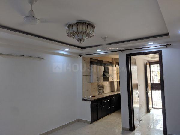 Living Room Image of 725 Sq.ft 2 BHK Apartment for rent in Mahavir Enclave for 15000