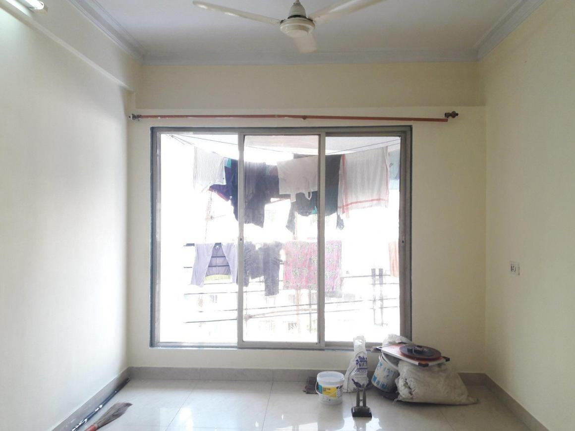 Living Room Image of 550 Sq.ft 1 BHK Apartment for rent in Mira Road East for 13000