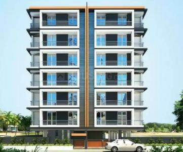 Gallery Cover Image of 553 Sq.ft 1 BHK Apartment for buy in Bhawrasla for 1350000