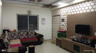 Gallery Cover Image of 1350 Sq.ft 3 BHK Apartment for rent in Nawab Saheb Kunta for 14500