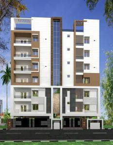 Gallery Cover Image of 1250 Sq.ft 2 BHK Apartment for buy in Kothapet for 6000000